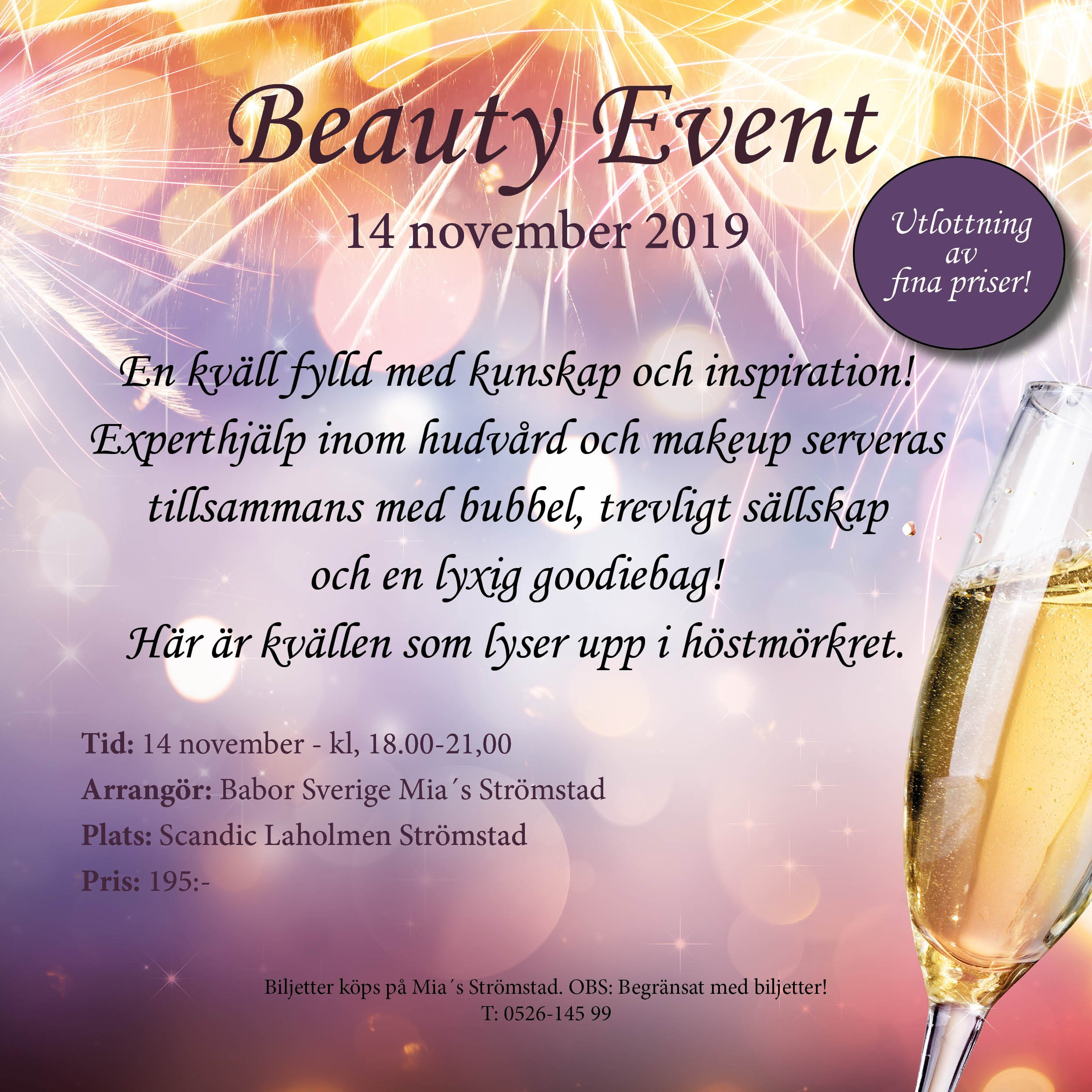 beauty event _ nov_14